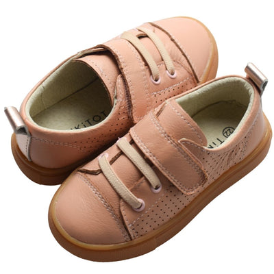 Tikitot leather sneaker for toddlers and preschoolers Byron