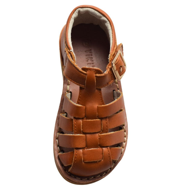 TIKITOT ROMA SANDALS Honey Tan