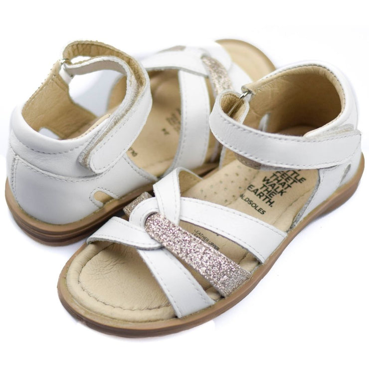 Old Soles Clarise Sandal White