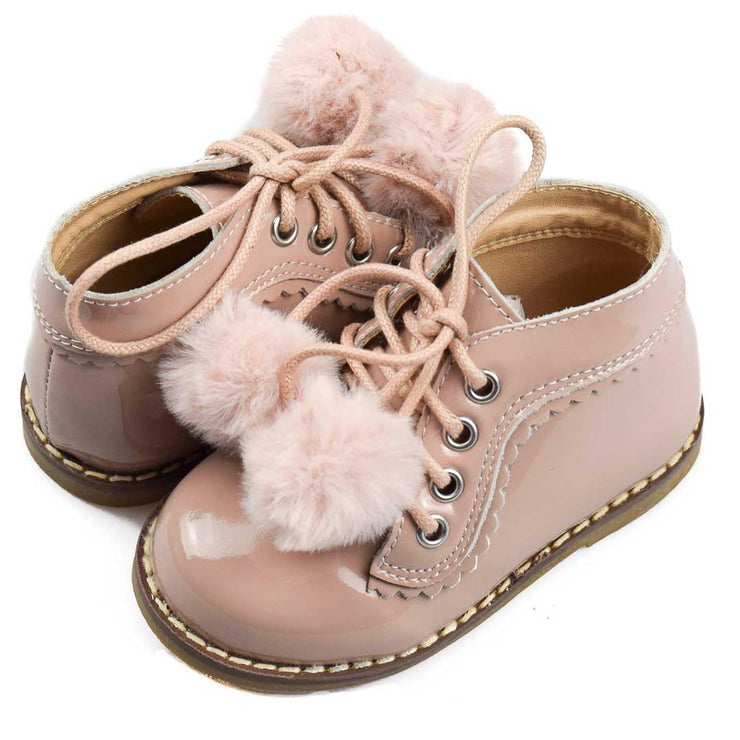 ANCHOR & FOX KINGSTON BOOTS Blush