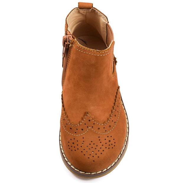 ANCHOR & FOX BRISTOL BOOTS Chestnut