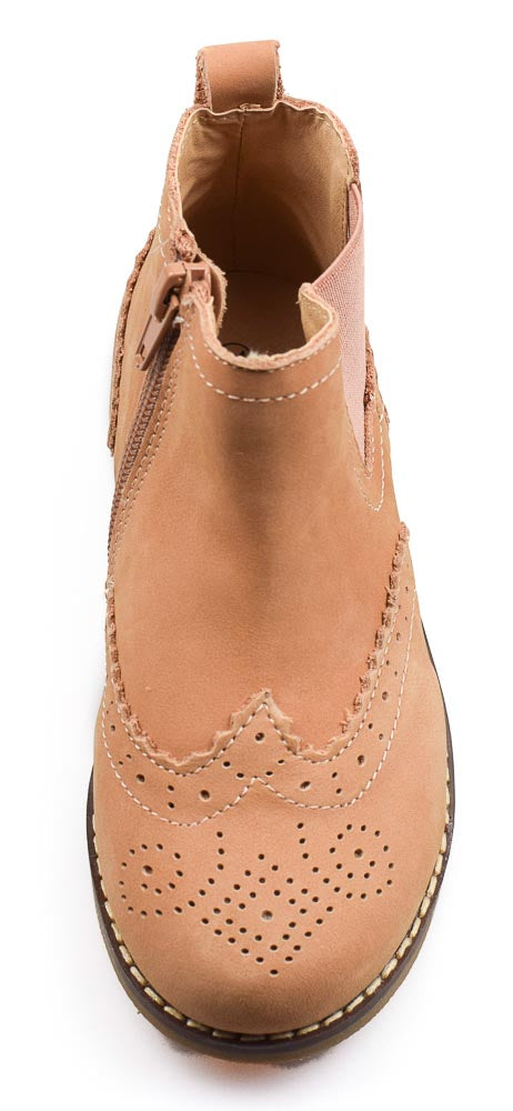 ANCHOR & FOX BRISTOL BOOTS Tan