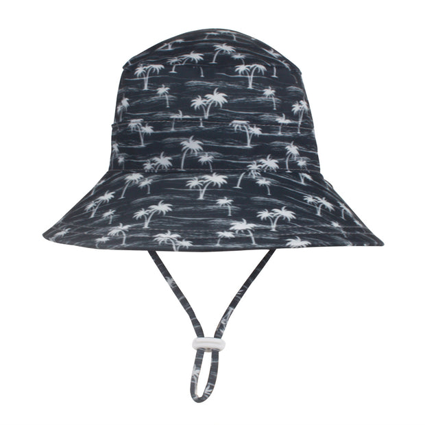Bedhead Hats Aloha Bucket Swim Hat Front View