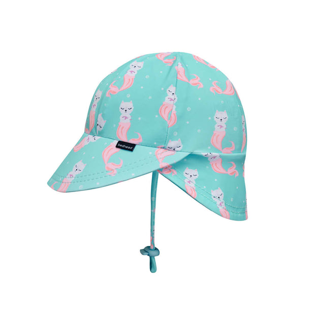 BEDHEAD HATS MERKITTY Girls Swim Legionnaire Hat UPF50+