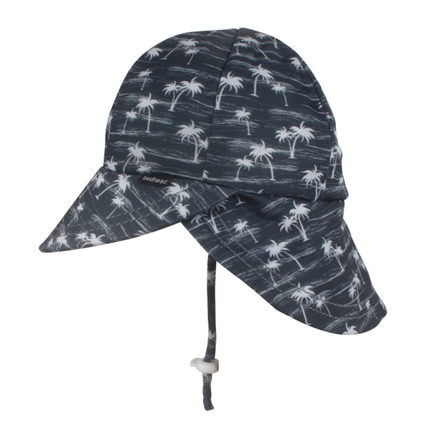 Bedhead Hats Aloha Legionnaire Baby Swim Hat Side View