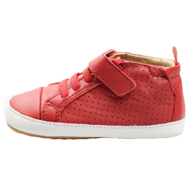 OLD SOLES CHEER BAMBINI Red