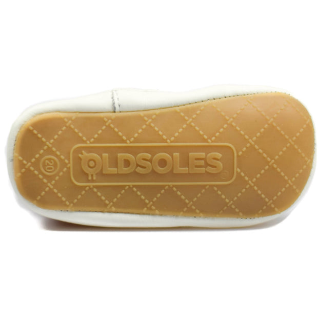 OLD SOLES CHEER BAMBINI Silver