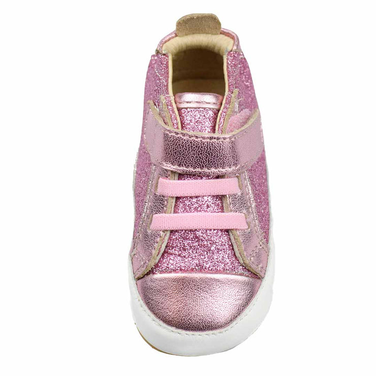 OLD SOLES CHEER GLAM Pink Frost