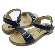 Old Soles Nevana navy blue sandals for girls