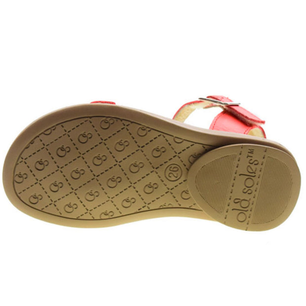 Old Soles Nevana Sandals for girls outsole