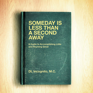Someday is Less than a Second Away CD