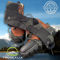 Truzealia Hiking Socks Amazon