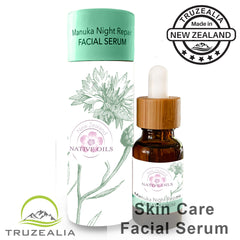 New Zealand Native Oils Facial Serum