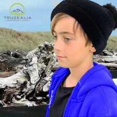 Truzealia Kids Beanie New Zealand Made