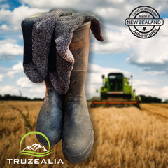 Truzealia Boot Socks Amazon
