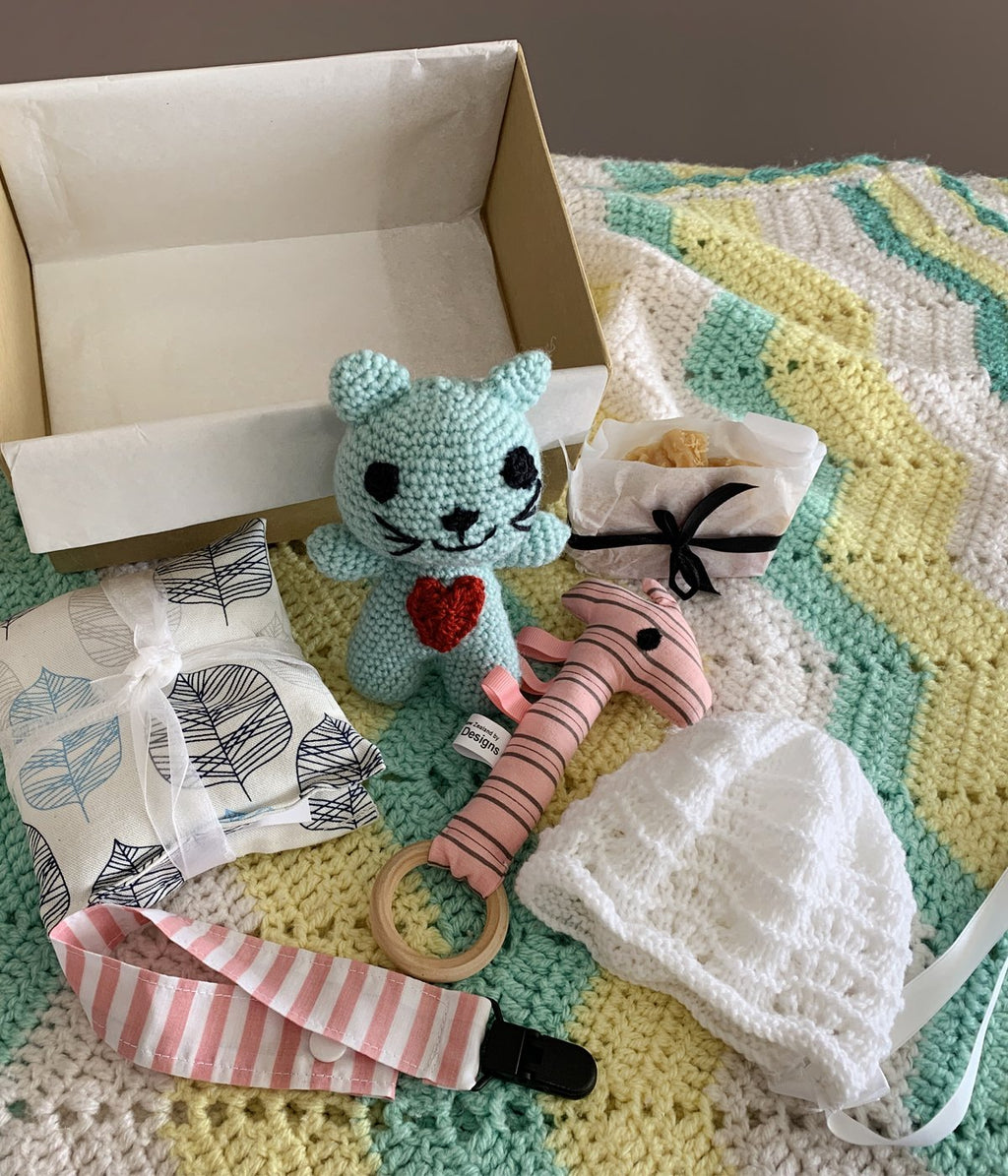 Baby Shower Gift Box – 4 - Truzealia