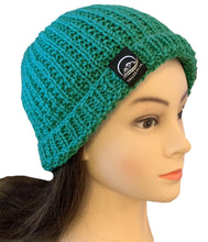 Load image into Gallery viewer, Beanie – Teal Green - Truzealia