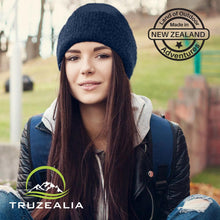 Load image into Gallery viewer, Truzealia Possum Merino Wool Beanie – Lined – Unisex – 5 x Colours