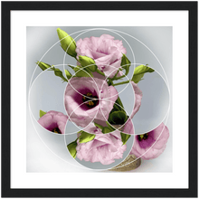 Load image into Gallery viewer, Geometric Flowers One