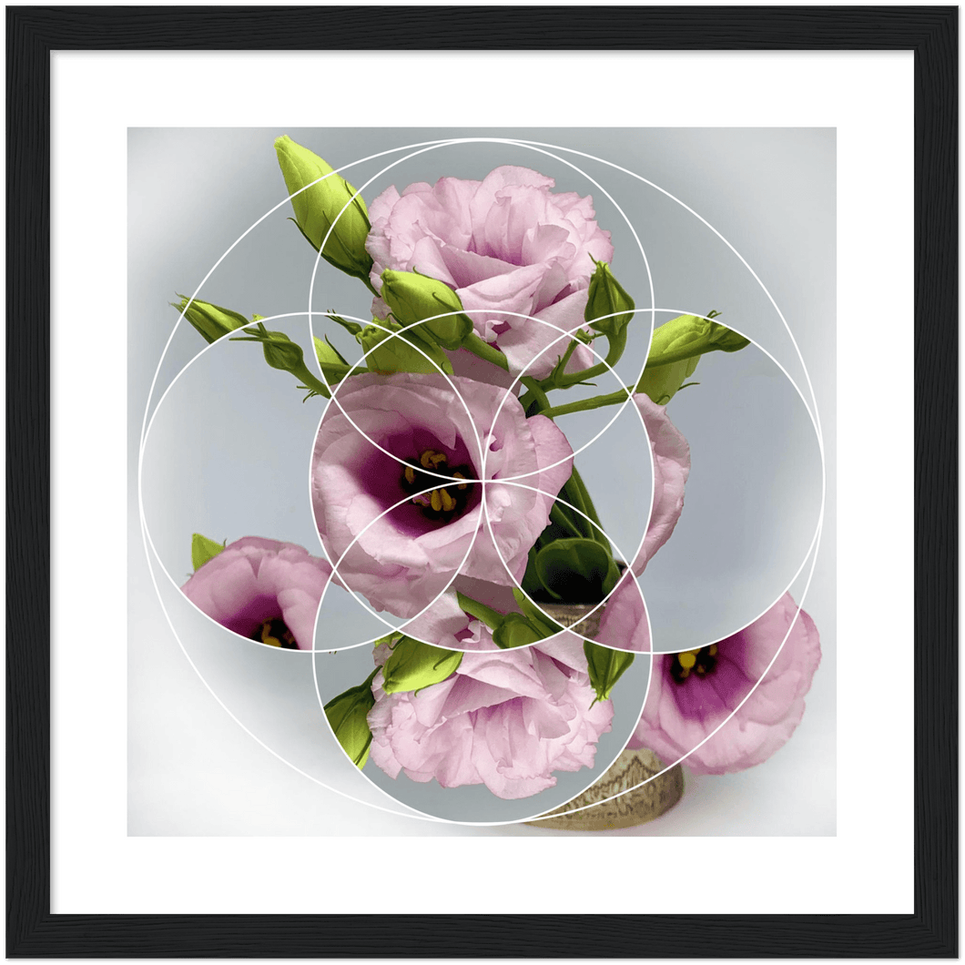 Geometric Flowers One