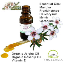 Load image into Gallery viewer, Truzealia & New Zealand Native Oils Manuka Night Repair Serum