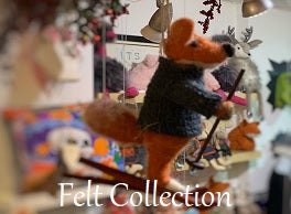 Felt Collection - Christmas Decoration
