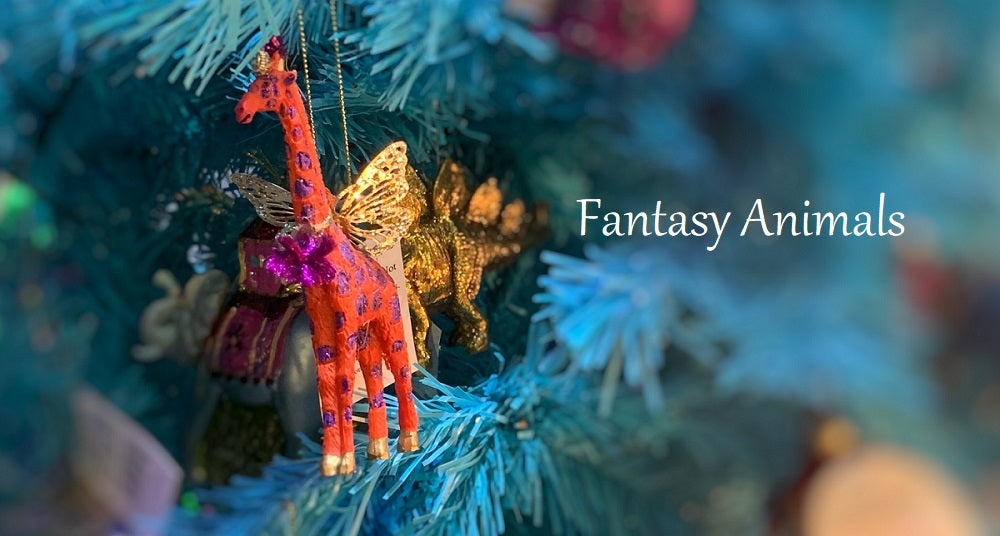 Fantasy Animals - Christmas Decoration