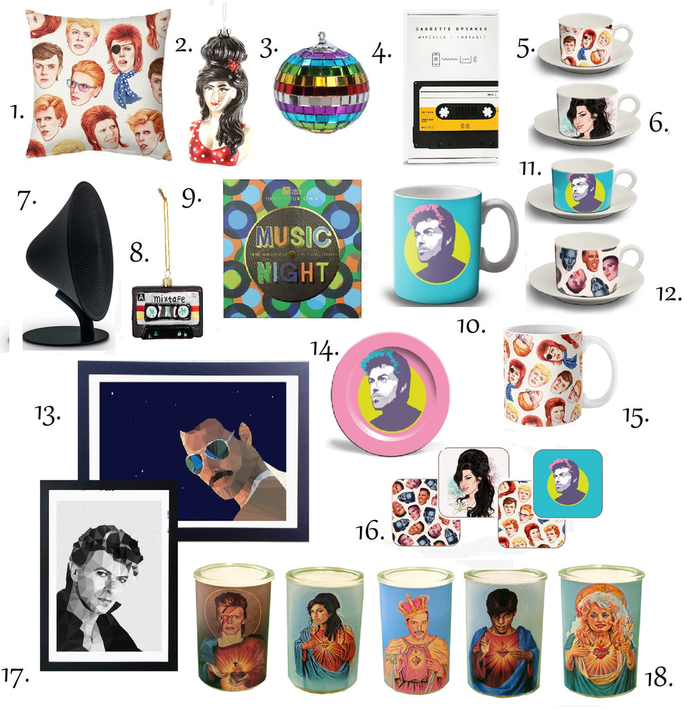 Glam Rock Gifts