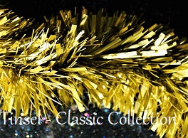 Tinsel Classic Collection - Christmas Decoration