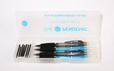 The Pendemic set of 4  Pens