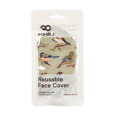 Bird Collection Face Mask