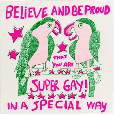 Believe and be Proud