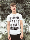 London New York Paris T shirt