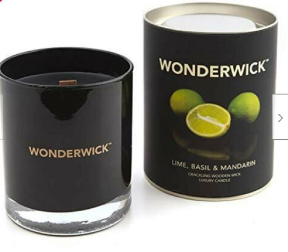 Spiced Lime Wonderwick  Candle