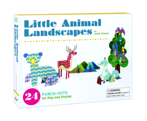 Little Animal Landscapes