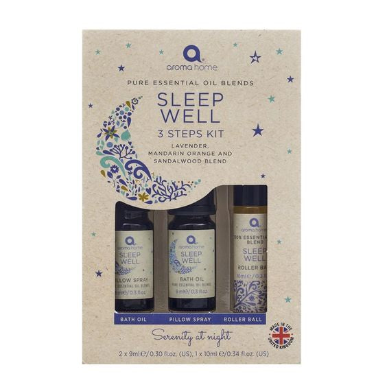 Sleep Well 3 Steps Kit