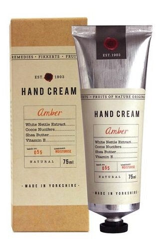 Amber Hand Cream By Fikkerts