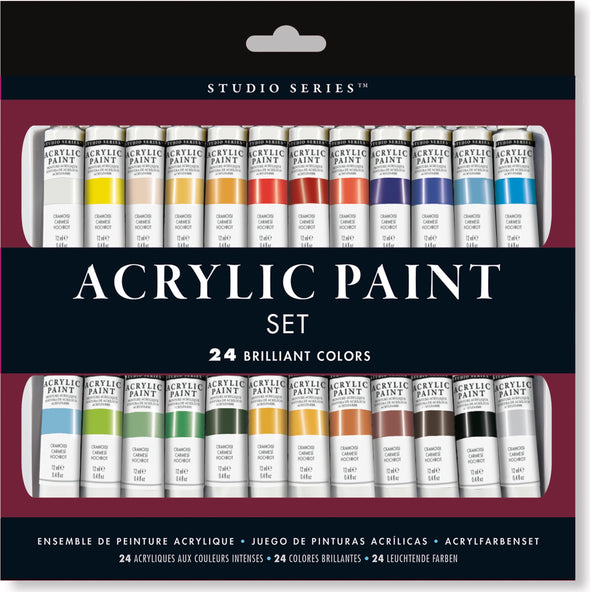 Studio Series Acrylic Paints