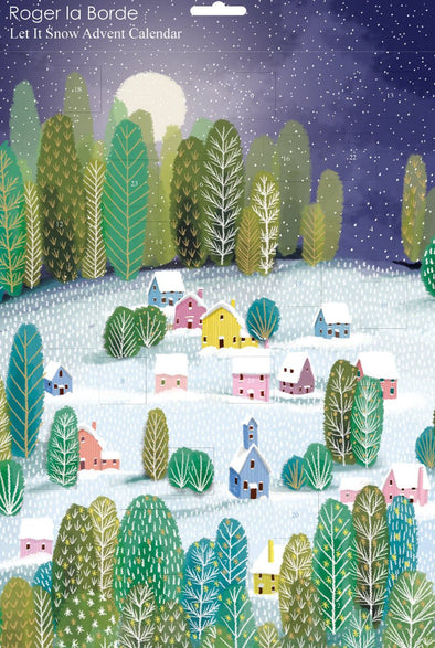 Let it Snow Advent Calendar
