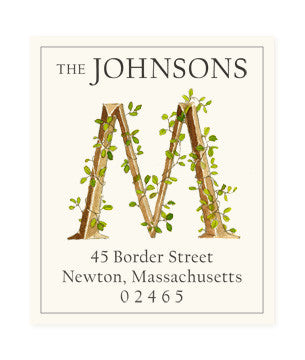 Ivy M - Return Address Labels