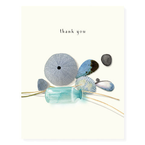 Beachcombing - Occasion Card