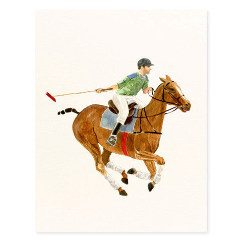 Polo Run - Occasion Cards