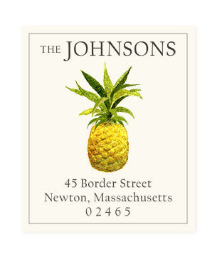 Aloha - Return Address Labels