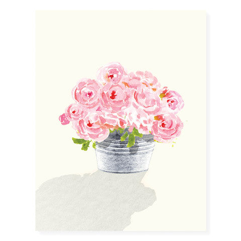 Happiness is Pink - Occasion Card
