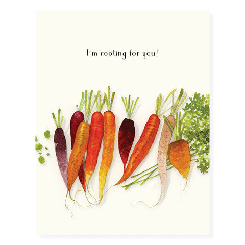 Sweet Carrots - Occasion Card