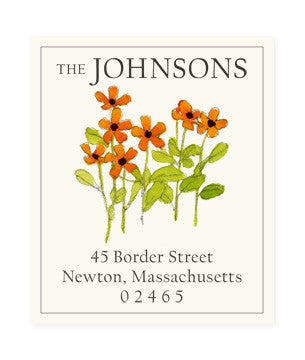 Wild Picks - Return Address Labels