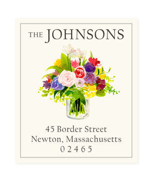 A Good Mix - Return Address Labels