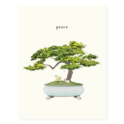 Bonsai - Occasion Card
