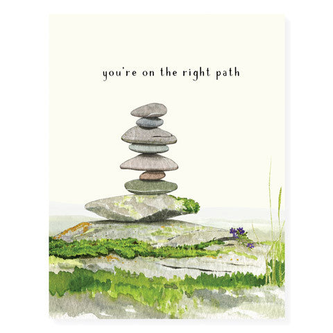 Right Path - Occasion Card