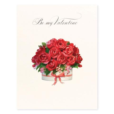 Valentine Roses - Occasion Card